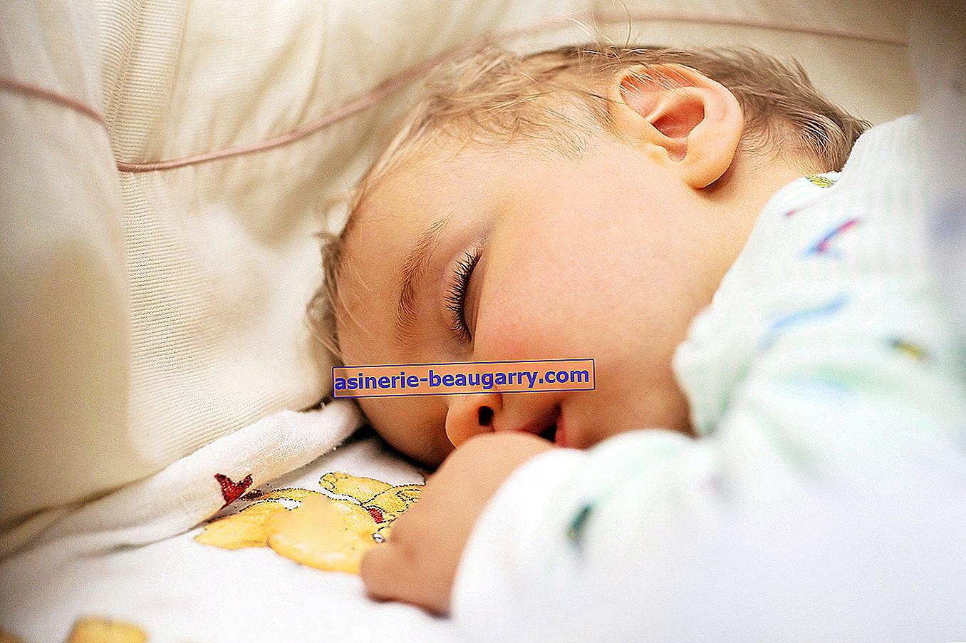 8 règles pour que les bébés dorment confortablement