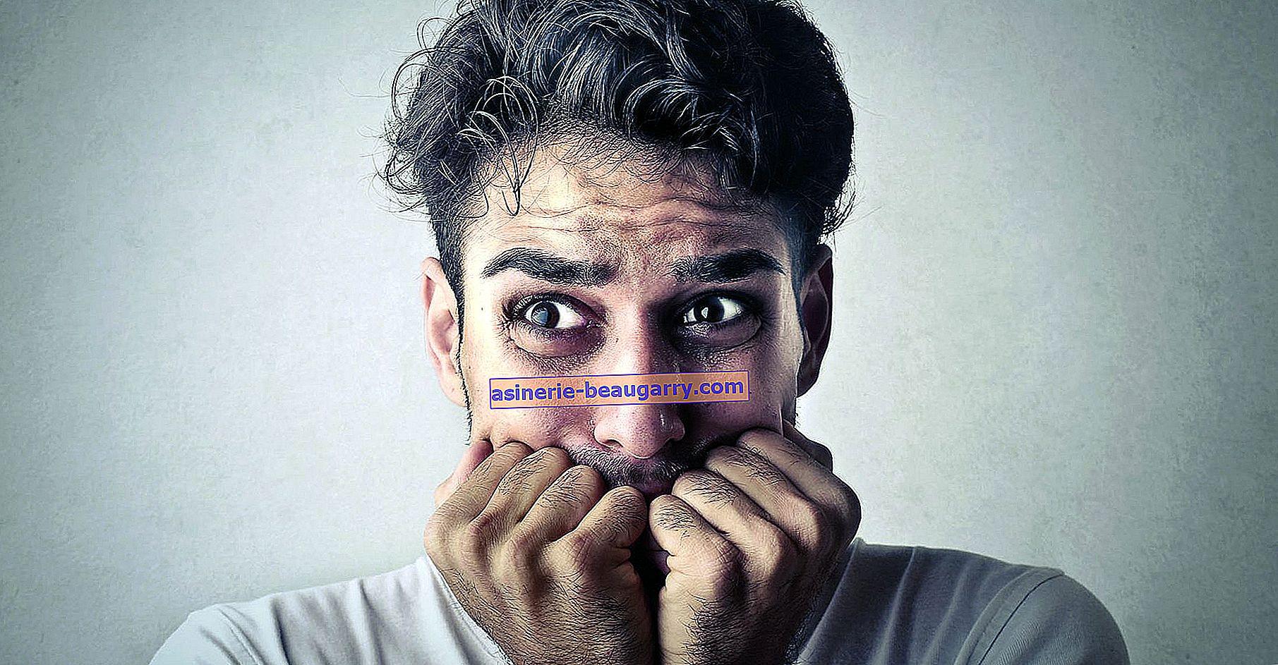 Attention aux 4 symptômes de l'attaque de panique!