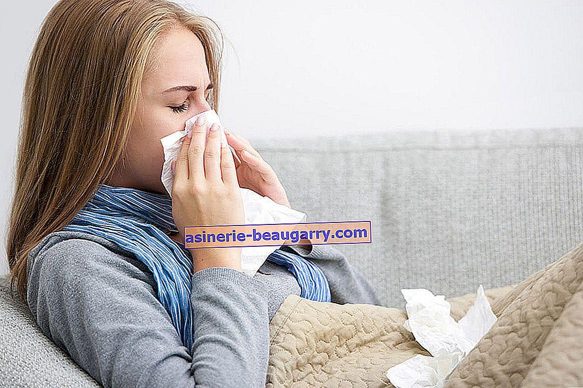Infections des voies respiratoires supérieures