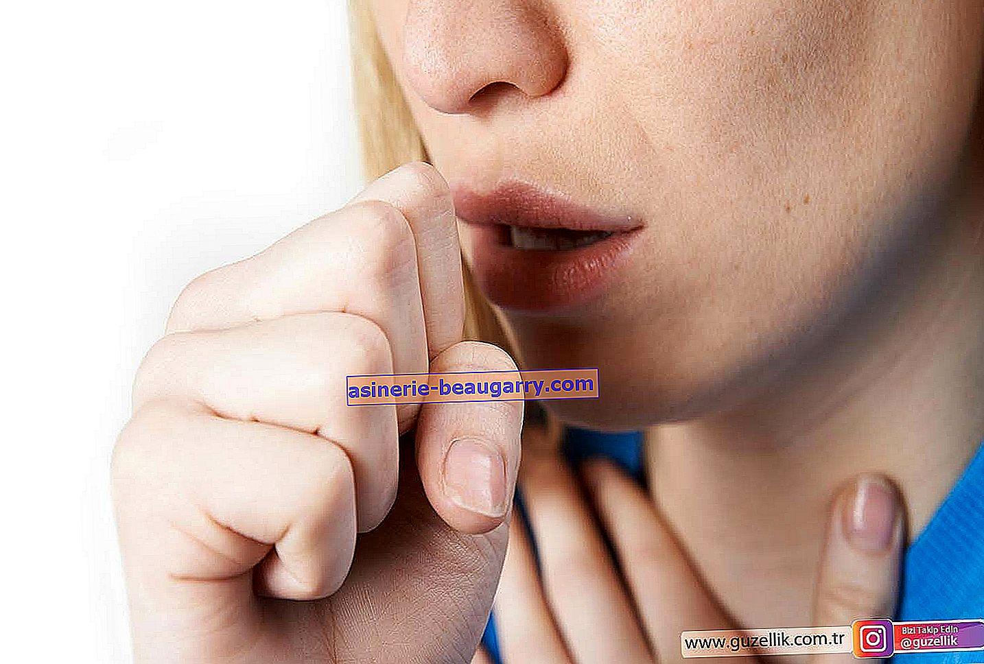 Що корисно від кашлю? Як проходить кашель?