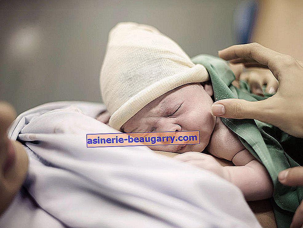 أنواع الولادة: الولادة الطبيعية ، الولادة القيصرية ، الولادة فوق الجافية