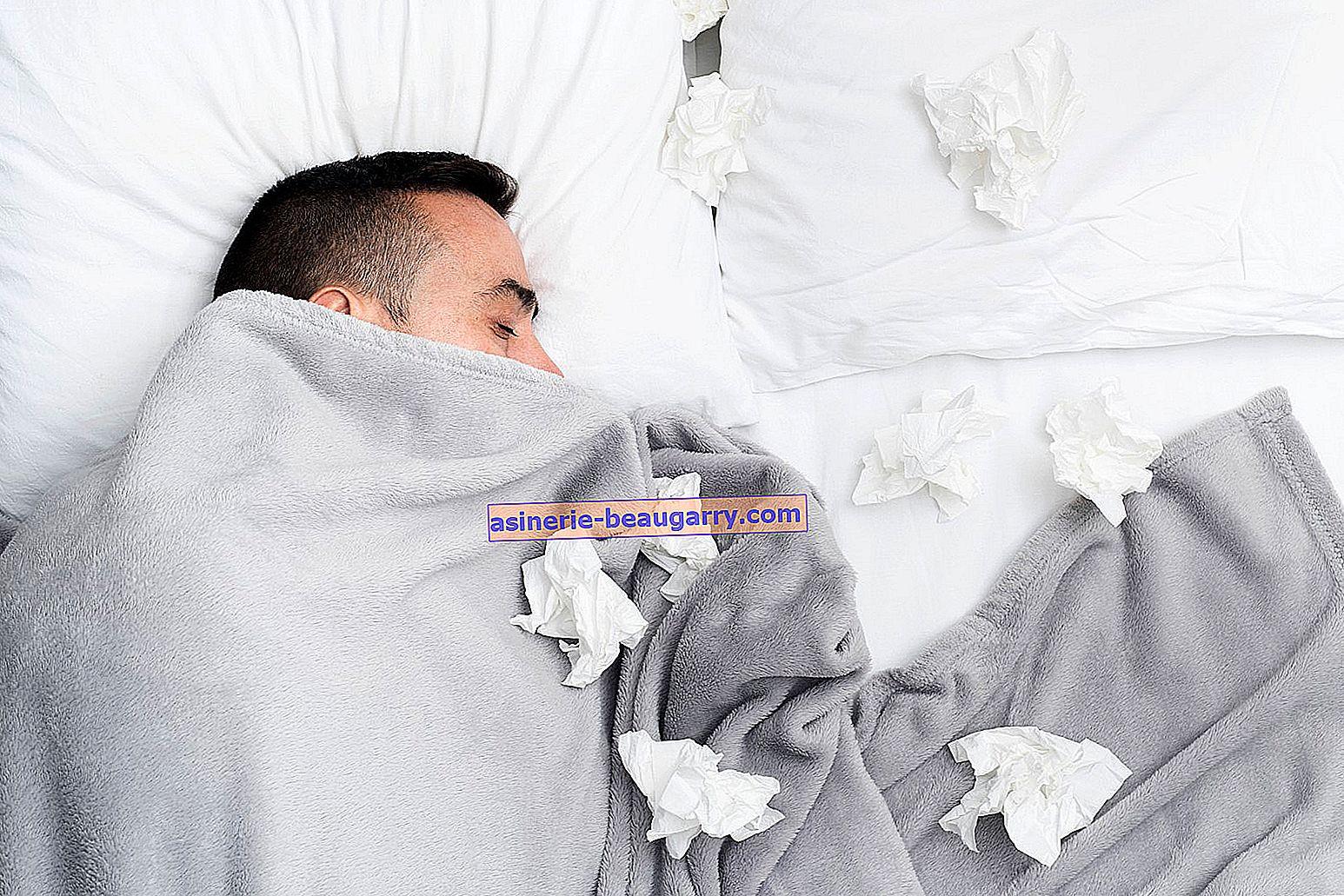 8 conseils pour faire face à la grippe