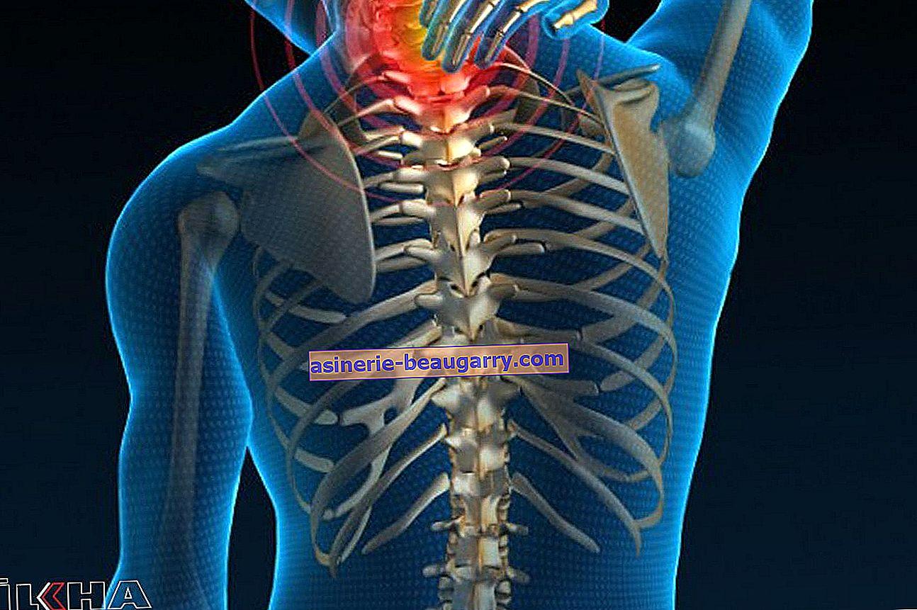 La douleur au genou avant est courante, moins connue