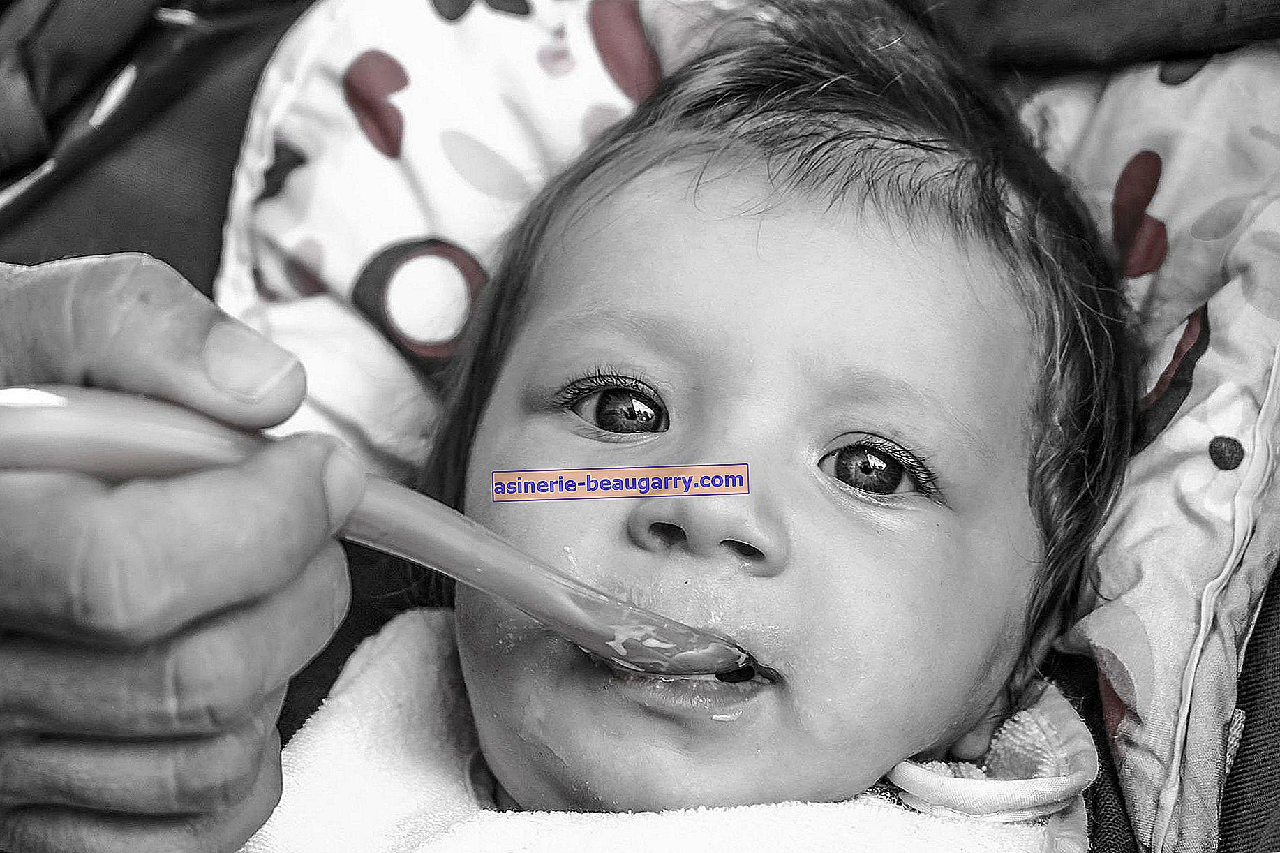 6 suggestions pour apaiser votre bébé avec Reflux