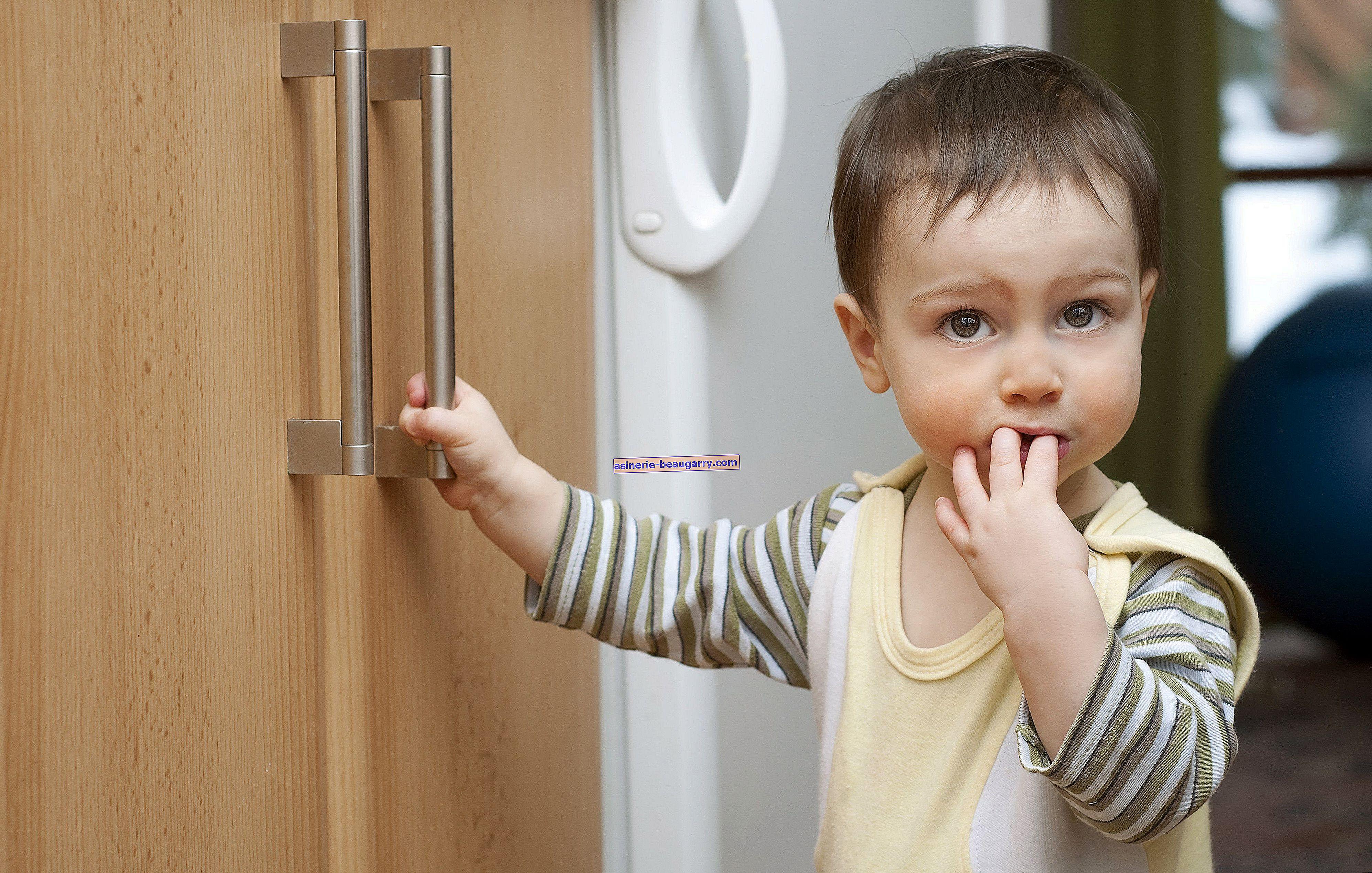 Attention à la maladie du baiser chez les enfants!