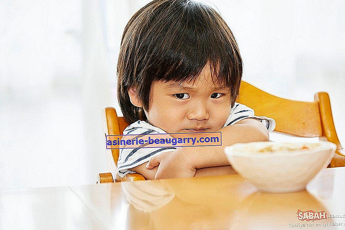 9 suggestions pour augmenter l'appétit de votre enfant