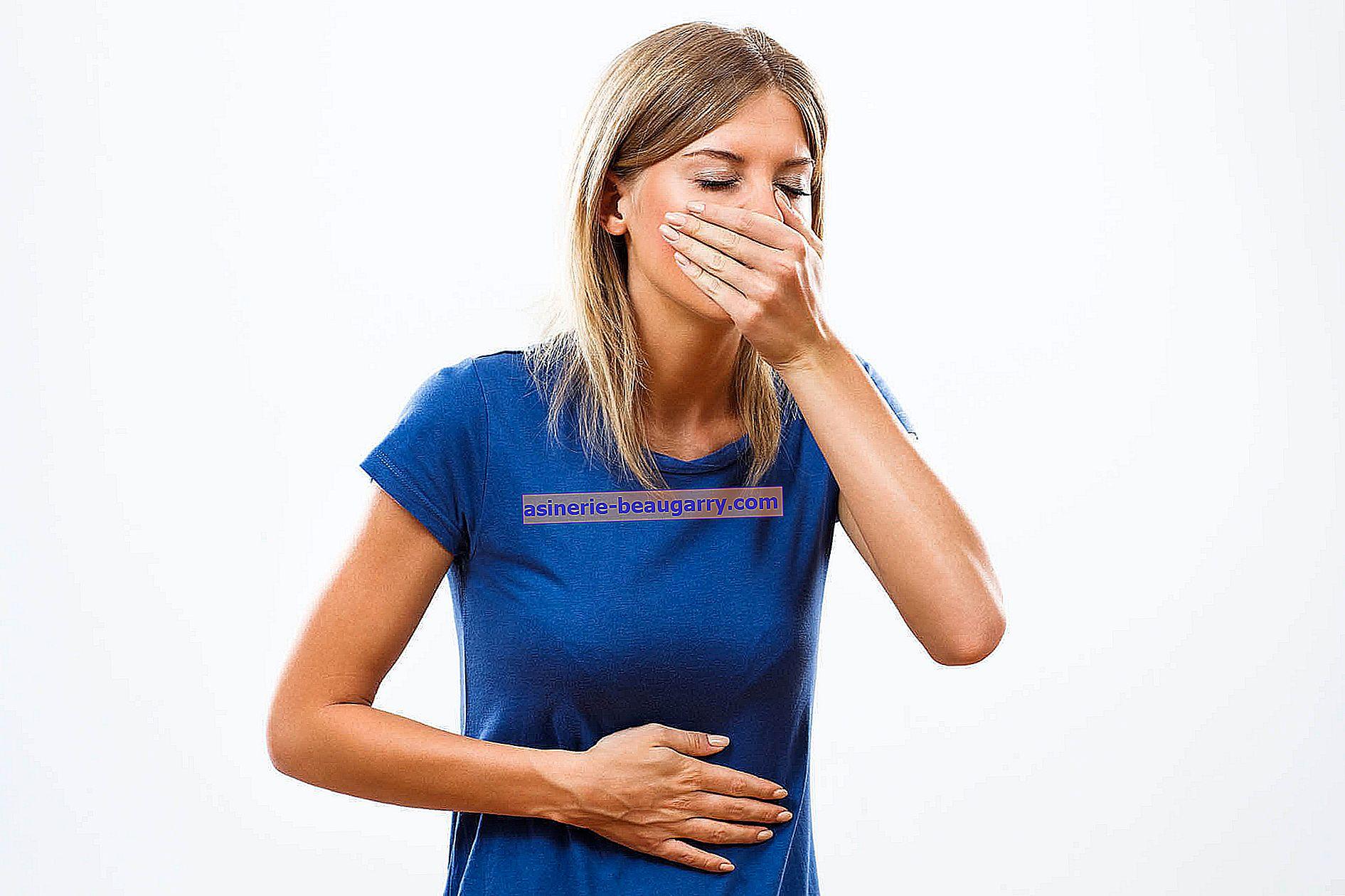 Qu'est-ce qui est bon pour la nausée? Quelles sont les causes de la nausée?