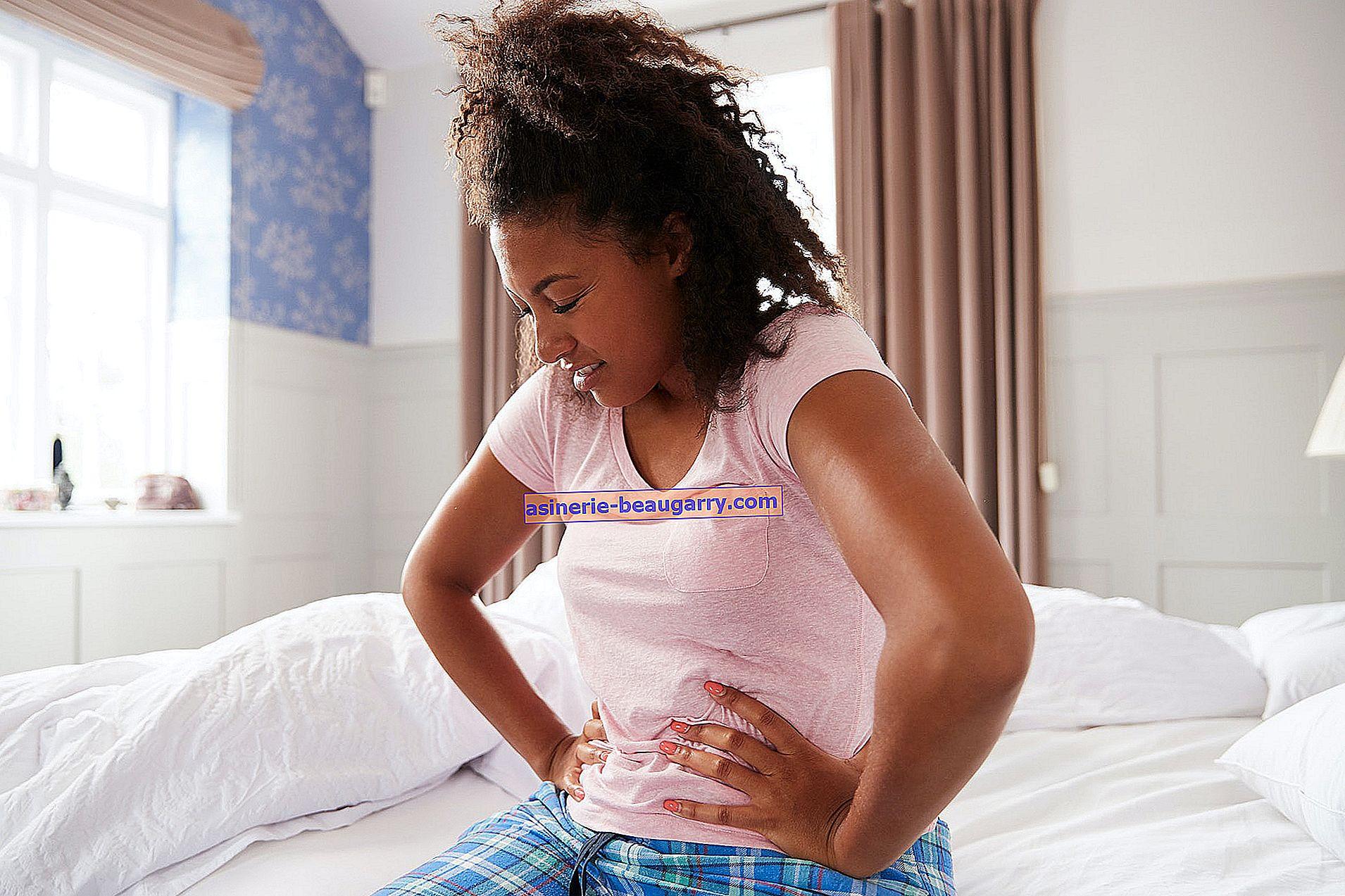 Вашата менструална нередност може да е полип!